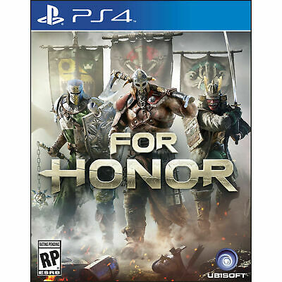 **NEW** For Honor with The Legacy Battle Pack Playstation 4 PS4