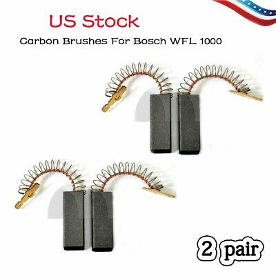 Carbon Brushes For BOSCH WFL 1000 WFK 2401 Washing Machine