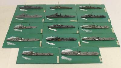 Superior WWII Naval 1:1200 Ship Collection #2 NM