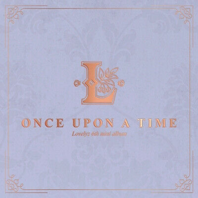 LOVELYZ [ONCE UPON A TIME] 6th Mini Album NORMAL CD+POSTER+PhotoBook+Letter+Card