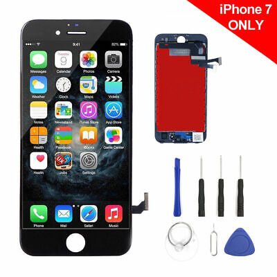 A1660 A1778 Black LCD Touch Screen Display Digitizer Assembly Kit for iPhone 7