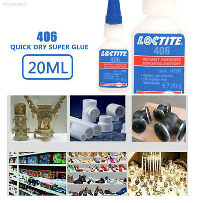 Be47 B881 1121 Brand New Loctite 406 Insant Adhesive Super Glue 20G Sale Aa5D