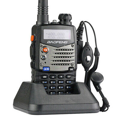 Sale! Baofeng UV-5R A Dual Band VHF/UHF Upgrade Talkie Walkie Ricetrasmittente