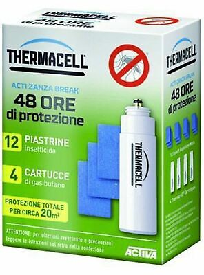 Ricarica Thermacell Mini-Halo Kit 48 Ore