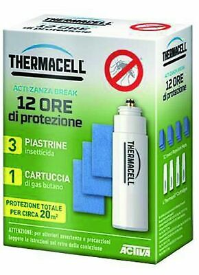 Ricarica Thermacell Mini-Halo Kit 12 Ore