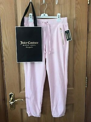 BNWT JUICY COUTURE bottoms Size S velour bottoms 100% Genuine BNWT