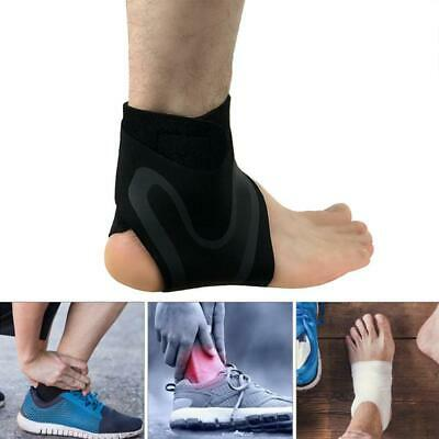 Medical Ankle Support Strap Adjustable-Wrap Bandage Brace Foot Pain Relief Sport