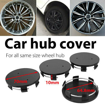 47D4 No Logo Car Wheel Cover Hub Cap Car Styling Replacement Spare