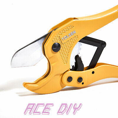 Plastic Pipe Cutter 42mm Ratchet Tolsen Cutting Tool | Large Multiple Discounts