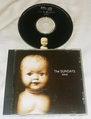 THE SUNDAYS Blind CD 1992 Geffen DGC