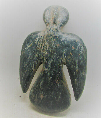 Extremely Rare Ancient Near Eastern Winged Statue 3000-2000Bce Needs Research