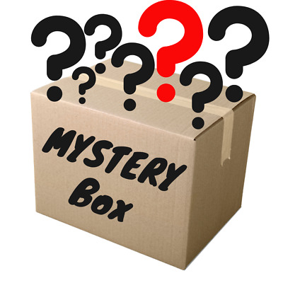Mystery Box 1 NEW Electronics Accessories Games, DVDs, Toys, Novelty Gift & more