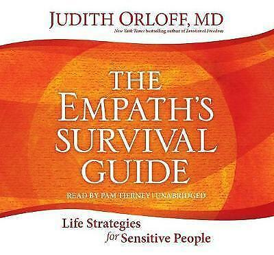The Empath's Survival Guide Life Strategies for Sensitive People  9781683640653