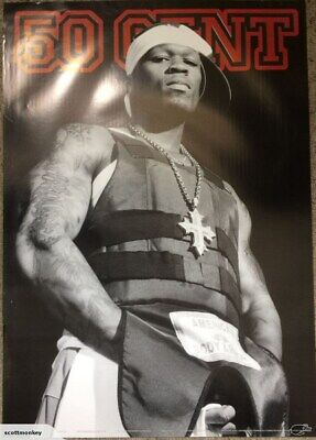 50 Cent - LARGE POSTER - p2372