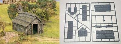 Wattle  Timber Outbuilding - Renedra - 1/56Th