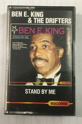"Ben E. King & The Drifters ""Stand By Me"" Tape Cassette - Never Been Played"