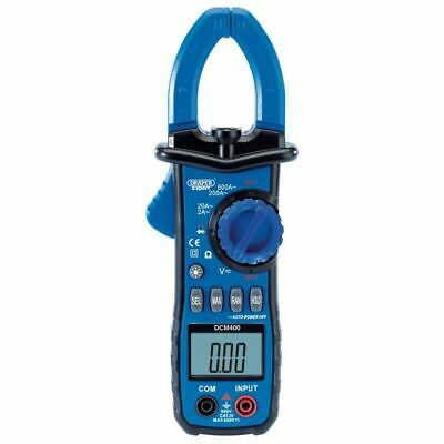 Draper Digital Clamp Meter Manual-Ranging 41864