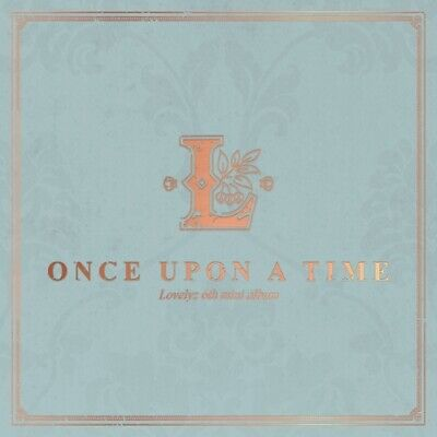 Lovelyz ONCE UPON A TIME 6th Mini Album LIMITED CD + PHOTO CARD + FOLDED POSTER