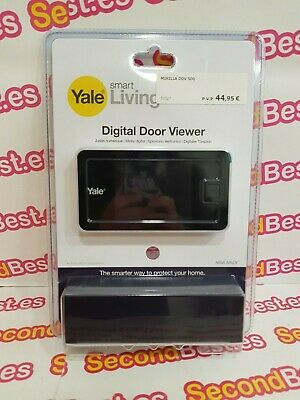 Mirilla digital para puerta YALE Smart Living DDV 500