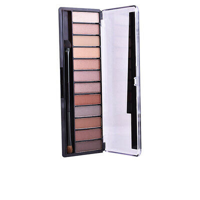 Maquillaje Rimmel London mujer MAGNIF'EYES palette #001-nude