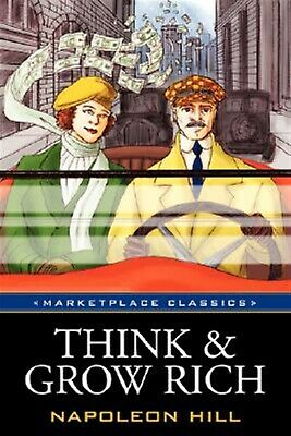 Think Grow Rich Original 1937 Classic Edition -Paperback By Hill Napoleon