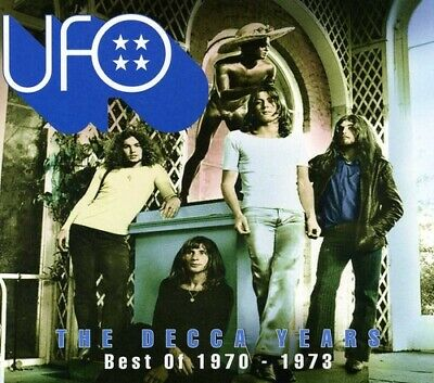 Ufo - Best Of The Decca Years 1970-73 (CD Used Very Good)