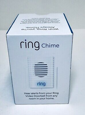 Ring Chime, A Wi-Fi-Enabled Speaker for Your Ring Video Doorbell 5109