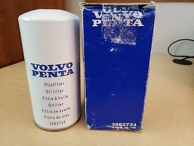Sierra Marine Outboard Oil Filter Replaces Volvo 3827069 2154954221549542 829161