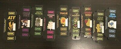 EXOTIC CARTS HOLOGRAPHIC Packaging - EMPTY PACKAGING -50pcs