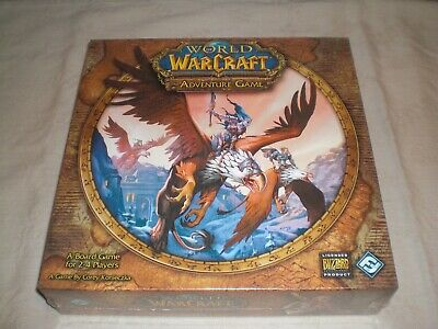 World of Warcraft The Adventure Game NEW Sealed!