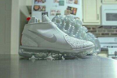 best loved 1d714 91852 Nike Air Max Vapormax Chukka Slip PURE PLATINUM SILVER AO9326-001 Size 10