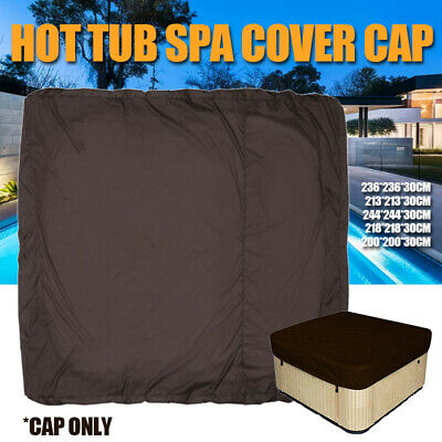 5 Size Tub Spa Cover Cap Waterproof Dust Protector Case Oxford Fabric Garden
