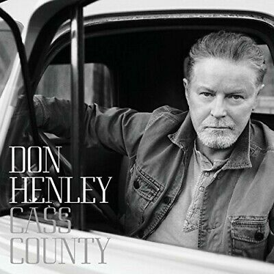 Don Henley - Cass County (CD Used Very Good)