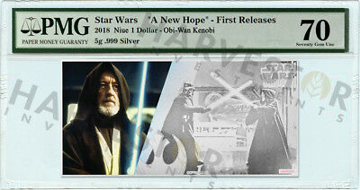 2017 STAR WARS THE RETURN OF THE JEDI POSTER COIN OGP COA 1 OZ SILVER COIN