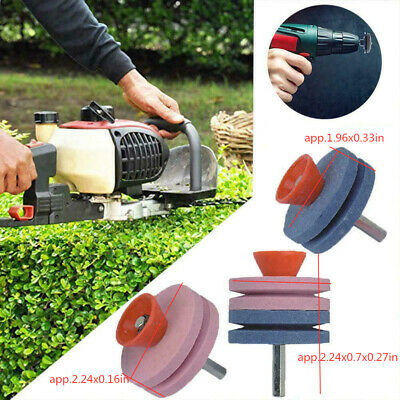 Lawn Mower Tools Parts Blade Sharpener Accessories For Mowers Abrasive Tools