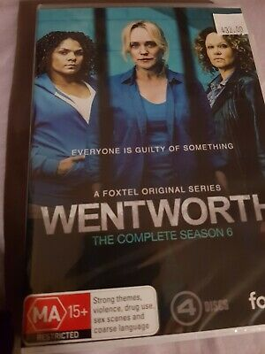 WENTWORTH : Season 6 : NEW DVD latest release
