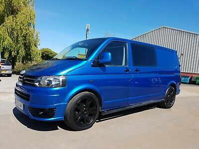 Vw transporter t5 2.5 lwb facelift