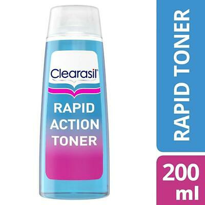 Clearasil Ultra Rapid Action Deep Pore Treatment Toner, 200ml