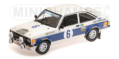 155778706	Ford RS 1800 Ford Motor COLTD Acropolis Rally 197 -  , 1:18 Minichamps