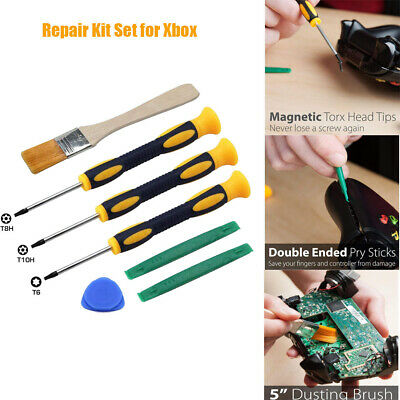 7 Pcs Screwdriver Tool Repair Kit Set for Xbox One /Xbox 360 Controller PS3 /PS4
