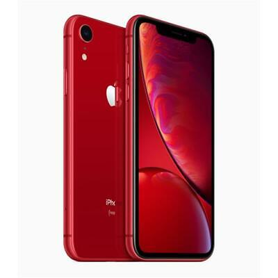 "Apple Iphone Xr 64Gb Red 6.1"" Rosso Garanzia 24 Mesi"