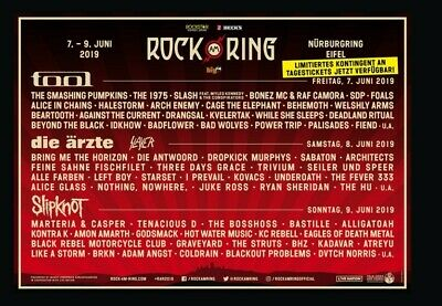 Rock am Ring 2019 + Green Camping