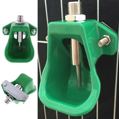 Automatic drinker waterer for sheep pig piglets cattle livestock water drin ST
