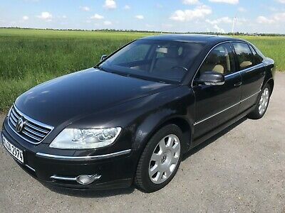 VW Phaeton 3.0 TDI / Dynaudio / 8-fach / Massage / Solar / Softclose / AHK