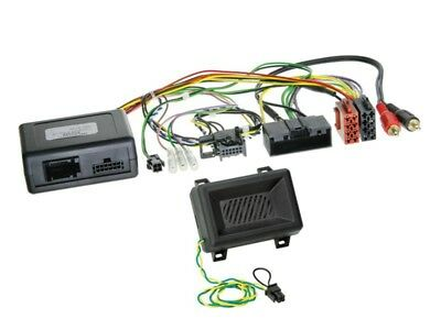 Lenkradfernbedienungs-/Displayadapter Ford C-Max Focus ab 2011 für Kenwood