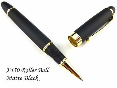 JINHAO X450 Roller Ball Pen Matte Black
