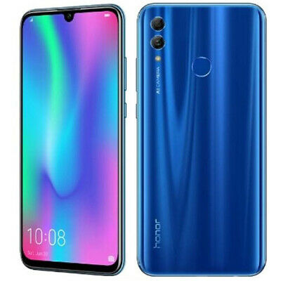 6.21''HUAWEI Honor 10 Lite 4G Smartphone Touch ID 3GO/64Go Téléphone Android9.0
