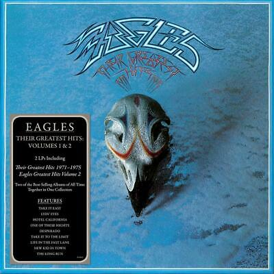 The Eagles- Their Greatest Hits: Volumes 1 & 2 (2LP Set)