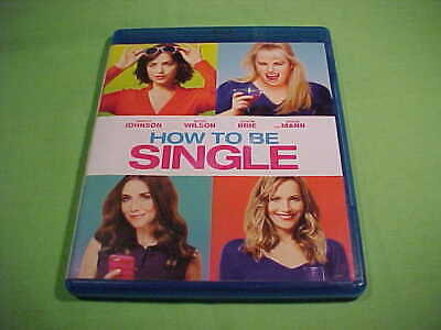 How To Be Single - Blu-ray Disc - 2016 (82)