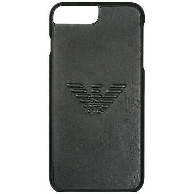 Emporio Armani Cover Case Decken Handy Hülle Neuiphone 6 7 Plus Schwarz 051